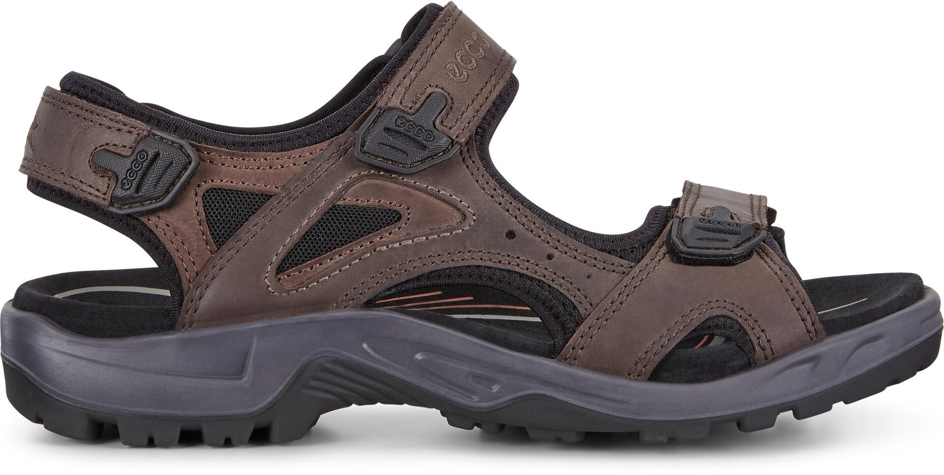 ECCO Offroad Sandals Herren espressococoa brown